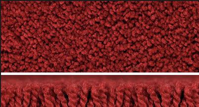 Cut Pile Carpet Close Up